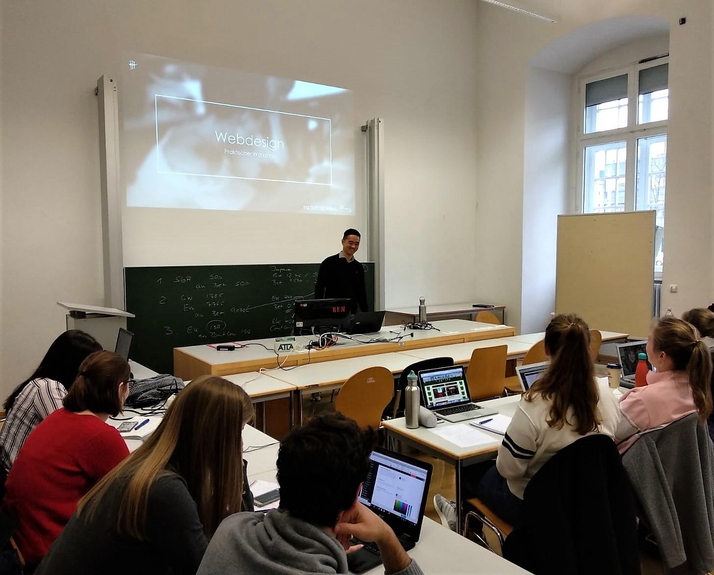 webdesign workshop